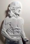 Поделки своими руками из бумаги: скульптуры Джефа Нишинаки (12)