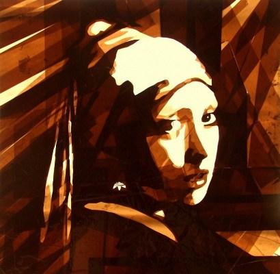 Современное искусство: картины, нарисованные скотчем от Макса Зорна (6)