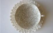 Креативные чашки для кофе из бумаги от Cecilia Levy (4)