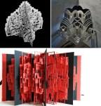 Архитектурные шедевры из бумаги от Ингрид Силиакус (3)