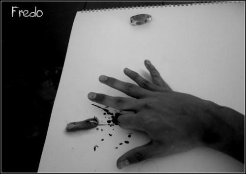 Fredo - 3D иллюзии карандашом (2)