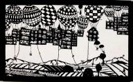 Беатрис Корон (Beatrice Coron) – создательница удивительных миров, городов и стран, вырезанных из бумаги (3)