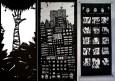 Беатрис Корон (Beatrice Coron) – создательница удивительных миров, городов и стран, вырезанных из бумаги (1)