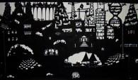 Беатрис Корон (Beatrice Coron) – создательница удивительных миров, городов и стран, вырезанных из бумаги (5)