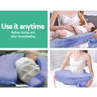 Nursing Breastfeeding Baby Support Foam Breast Feeding ...
