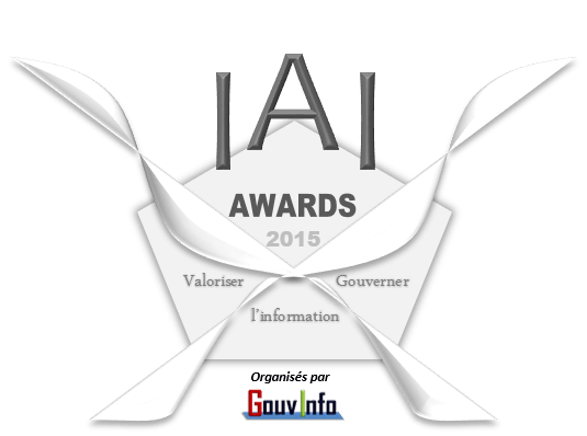 Les IAI Awards de GouvInfo IAI, usage et gouvernance de l'information