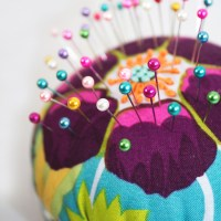 Tea Light + Candle Plate Pincushions
