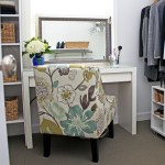 ikea malm make up vanity