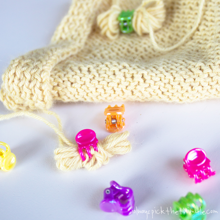 clippies for yarn!