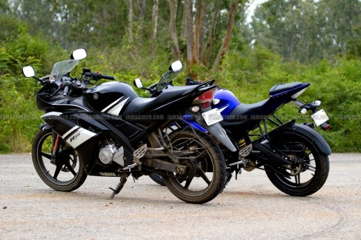New Yamaha R15 V2.0 2011 26