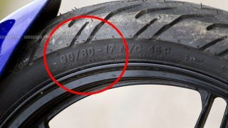 Tyre size & profile explained