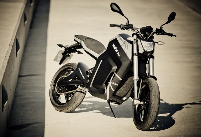Volta BCN electric motorcycles