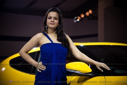 Auto Expo 2012 Eyecandy 19