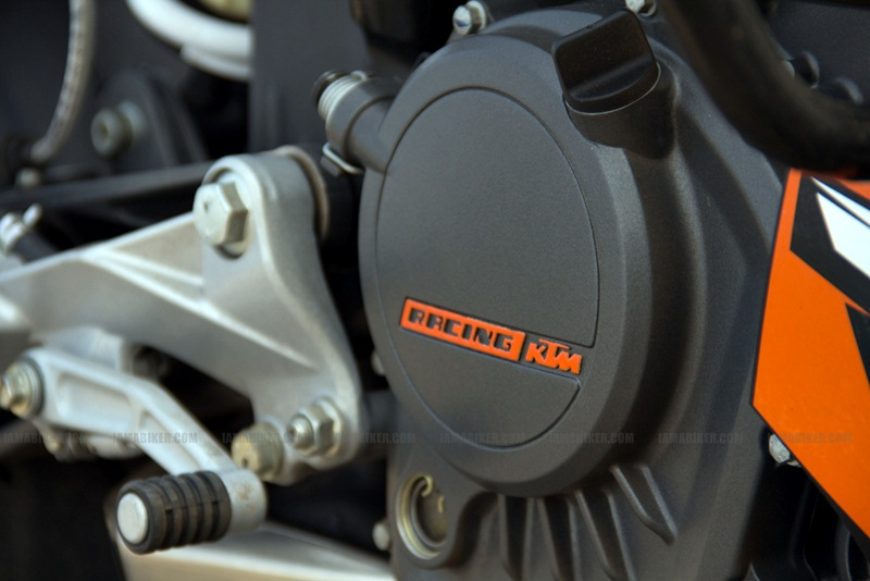 KTM Duke 200 Review - Parts Details 08