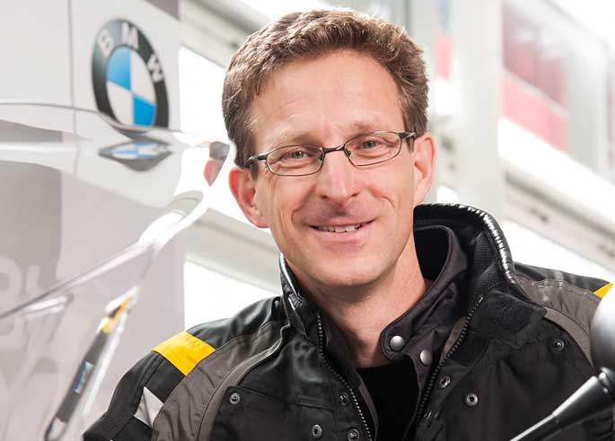 BMW Motorrad gets new sales and marketing head - Heiner Faust