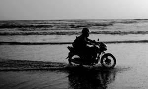 The two types of motorcyclists by Sourav Kumar