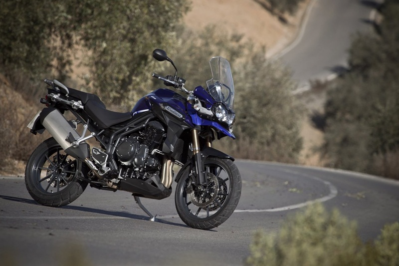 Triumph Tiger Explorer 1200 2012 14