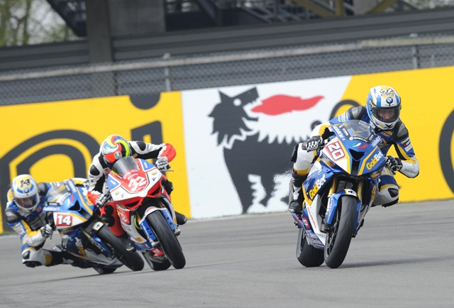 WSBK 2012 Assen BMW Motorrad Italia GoldBet Superbike Team Sunday report