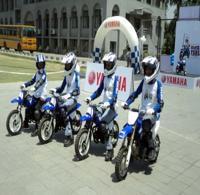 Kidz Yamaha Safe Riding Science of the year 03