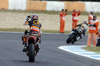 Moto2 2012 Estoril Repsol race-day