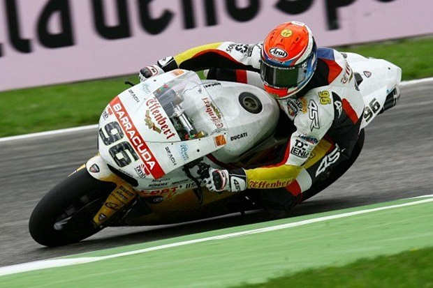 WSBK 2012 Donington Jakub Smrz continues form with top results in QP2