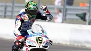 Chaz Davies WSBK rookie of the year