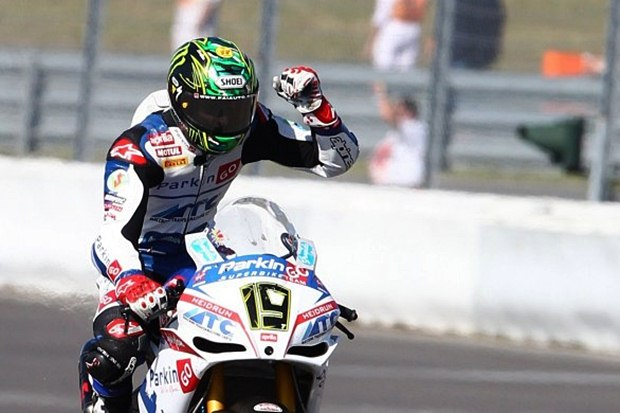 Chaz Davies is WSBK 2012 rookie of the year