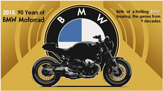 BMW 90th anniversary boxer