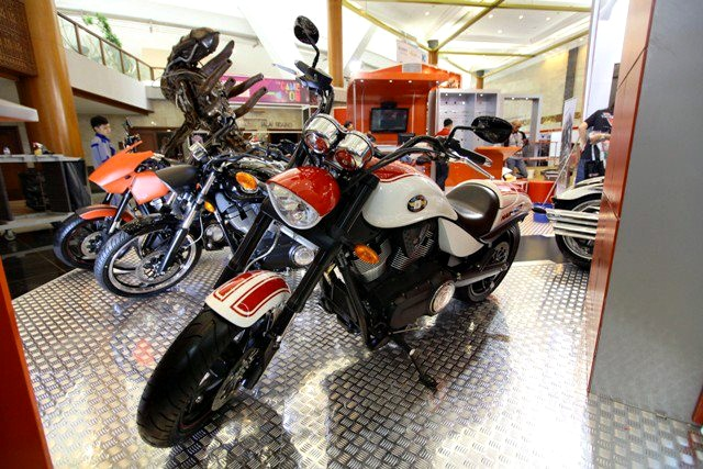 jakarta motorcycle show 2012 - 19