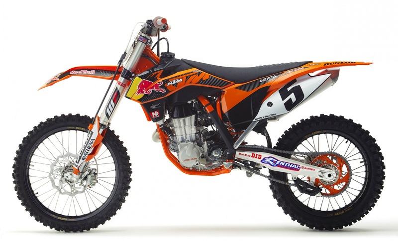 2013 KTM 450 SX-F Factory Edition - 02