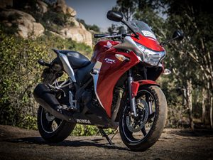 honda cbr250R review