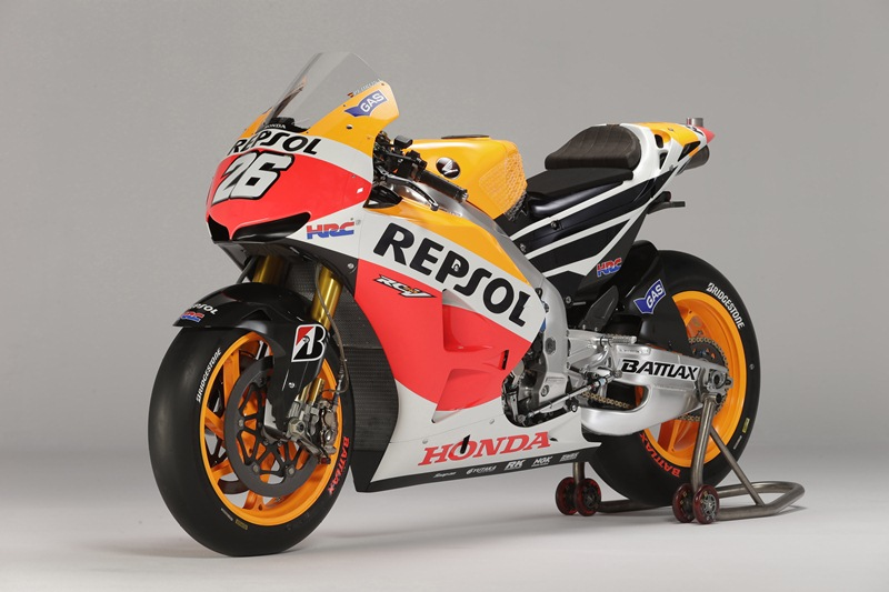 Honda RC213V specifications - 14