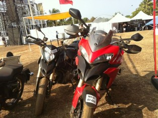 India Bike Week 2013 in photographs and event report