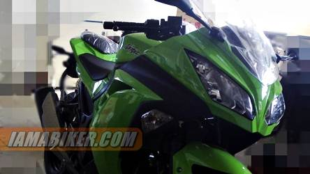 kawasaki ninja 300 india launch