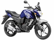 2013 Yamaha FZ range gets new colours