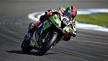 Tom Sykes take double win at Donington