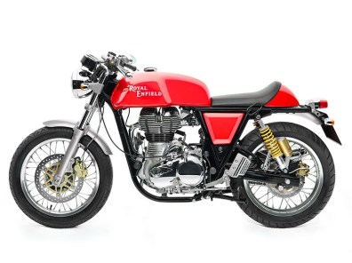 2013 Royal Enfield Continental GT - 10
