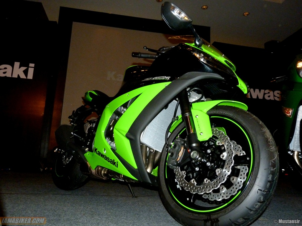 Kawasaki India zx10r launch - 28