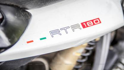 TVS Apache RTR 180 review - 22