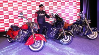 indian motorcycles launch