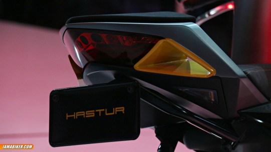 Hero Hastur tail light