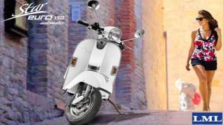 LML Star Euro 150 automatic scooter launched