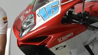 Yakhnich Motorsport - MV Agusta team presentation