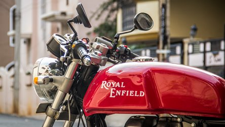 RE Continental GT featured