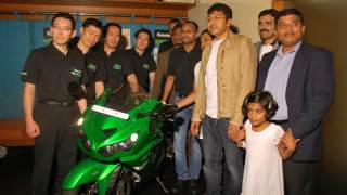 kawasaki khivraj motorcycle launch bangalore