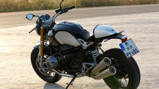 BMW R NineT India featured