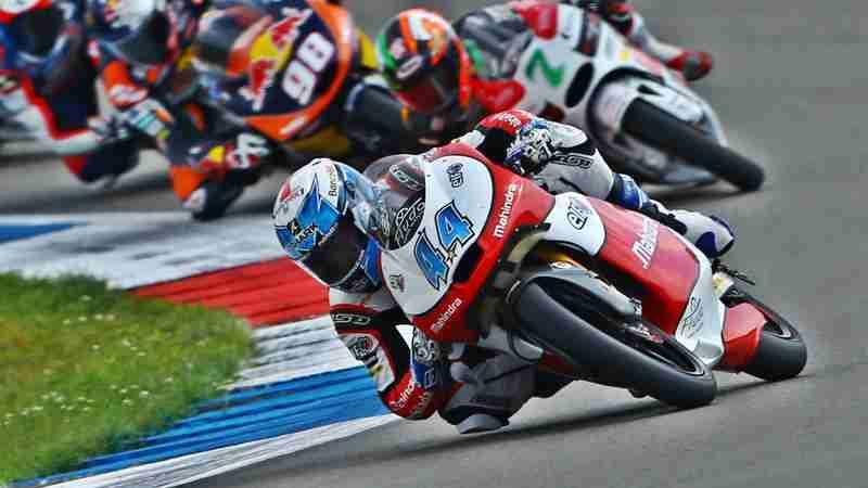 Miguel Oliveira Mahindra Moto3
