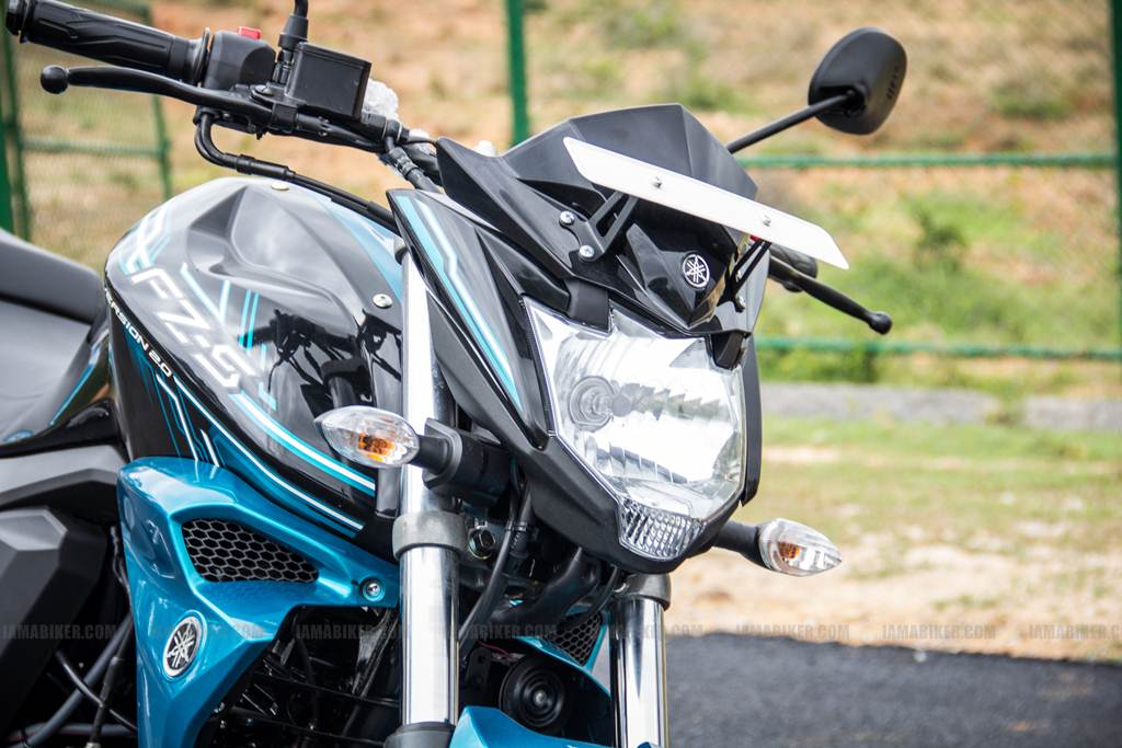 Yamaha FZ-S review - 25