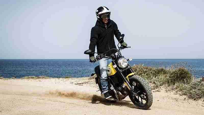 Ducati Scrambler featured