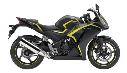 new honda cbr300r colour